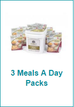 3 Meals A Day Packs