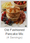 Old Pancake Mix