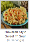 HAWAIIAN STYLE SWEET 'N' SOUR PORK