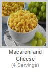 MACARONI AND CHEEZE