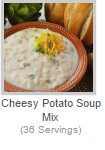CHEESE POTATO SOUP MIX