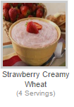 STRAWBERRY CREAMY WHEAT