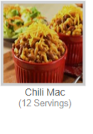 Chili Mac(12 Servings)