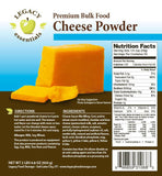 33 Servings Cheese Blend Powder