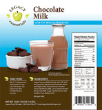 40 Serving Chocolate Milk Pouch - 6 pack
