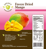 42 Servings Freeze-Dried Mango Pouch
