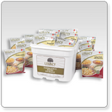 120 Serving Entree Bucket - 28 lbs