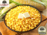 20 Servings Freeze-Dried Corn Pouch