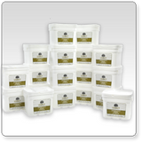 Premium 2160 Serving Package (2-Year Food Supply) - 553 lbs