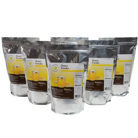 240 Serving Honey Powder Pouch - 6 pack