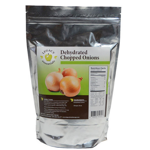 240 Serving Chopped Onions Pouch