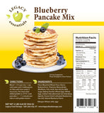 14 Serving Blueberry Pancakes Mix