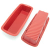 12.5-inch Large Silicone Mold/Loaf Pan for Soap and Bread - 1 PC