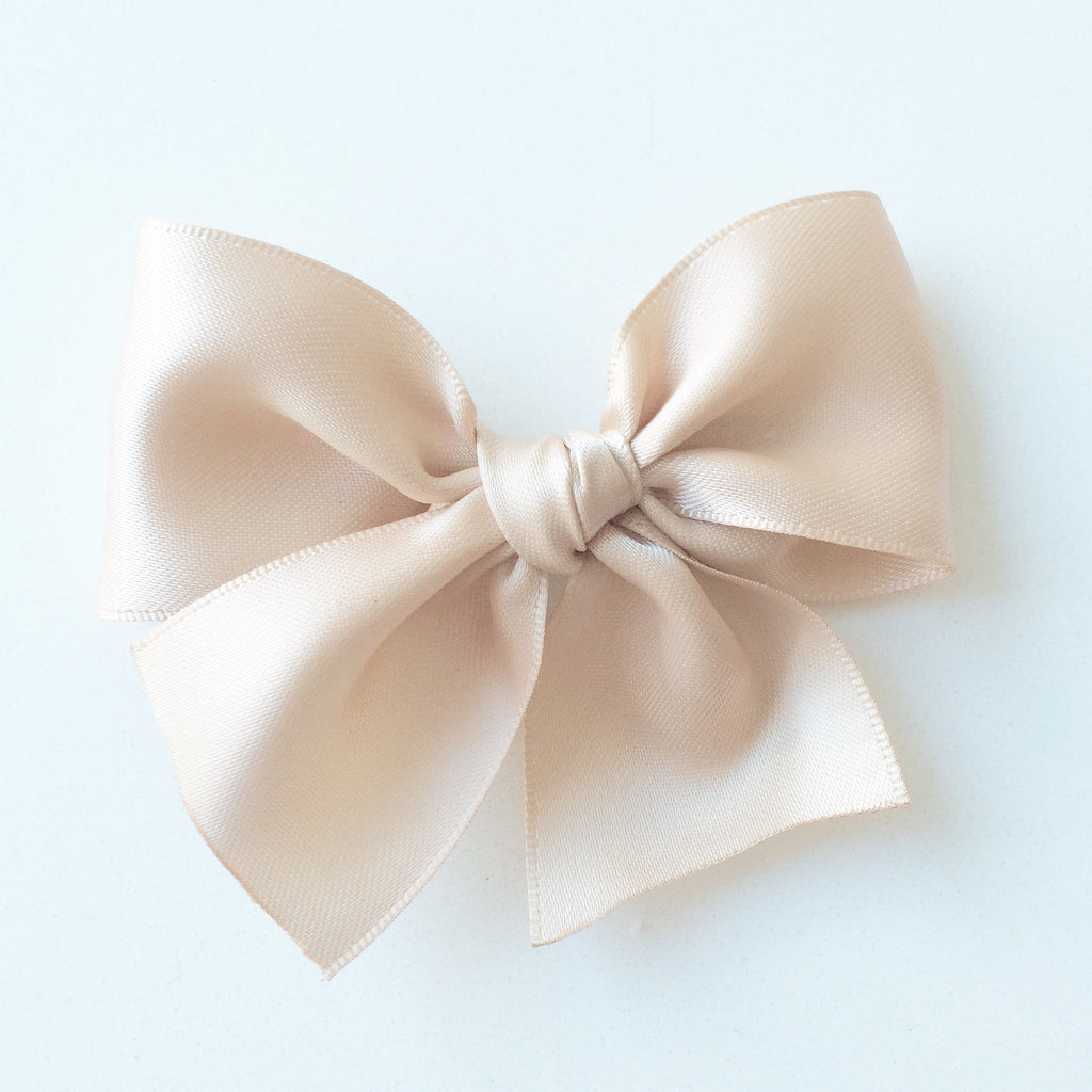 Bow - PetalsINK Signature Satin Bow