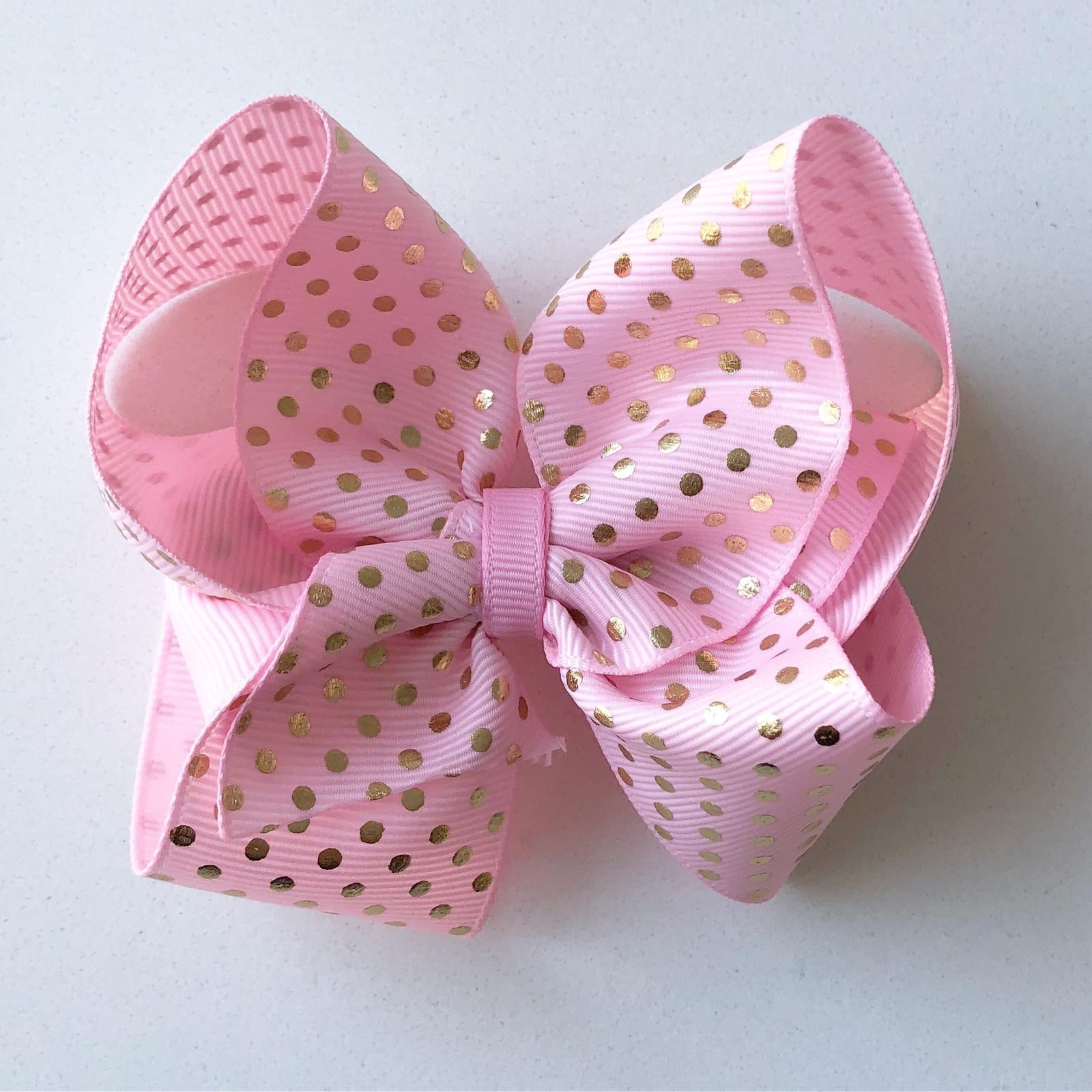 Go Dotty for Lili Xmas Bows