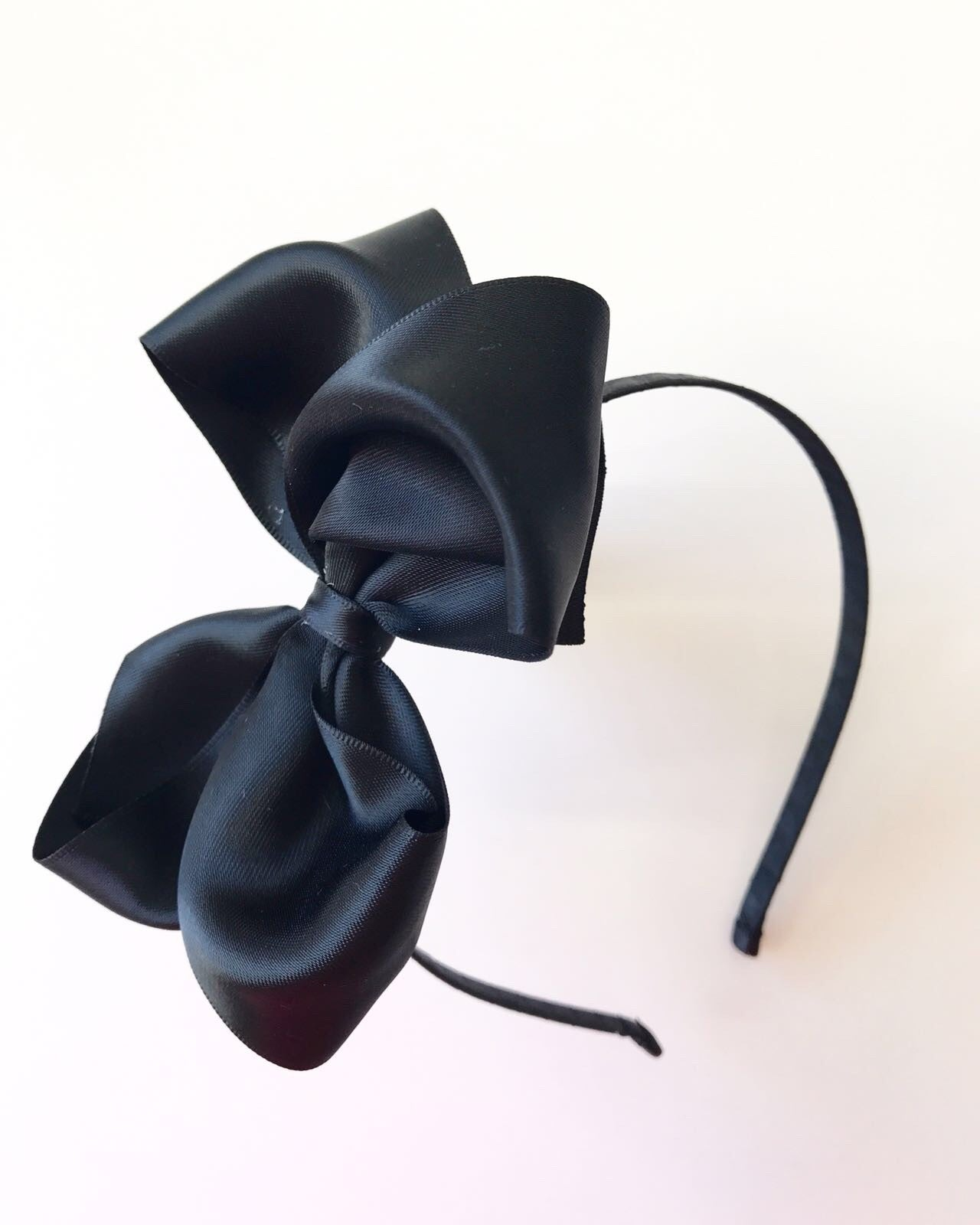 Headband - Satin Bow