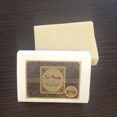 100% ORGANIC HANDMADE SOAP FOR FACE & BODY (Oatmeal)