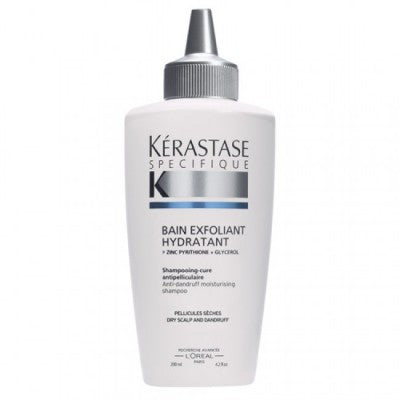 Kerastase Specifique Bain Exfoliant Hydratant - For dry scalp & dandruff