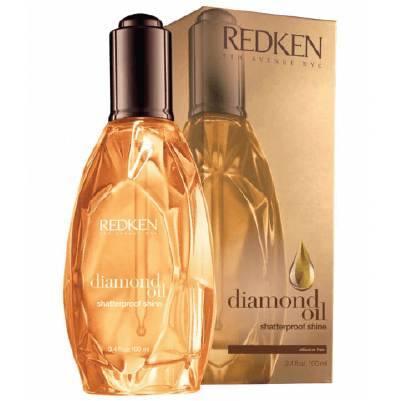 Redken Diamond Oil Shatterproof Shine - Normal to Fine Hair 100ml