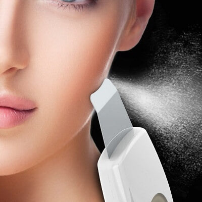 Facial Trial - Ultrasonic Skin Scrubber (C2612)