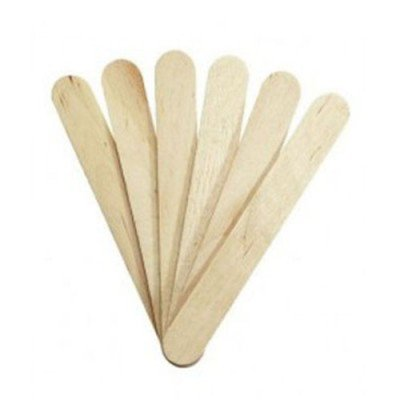 Accessories - Wooden Spatula (100pcs)