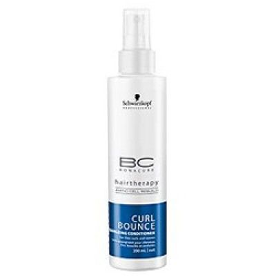 BC Bonacure Curl Bounce Energising Conditioner (Ideal for curly & wavy hair)