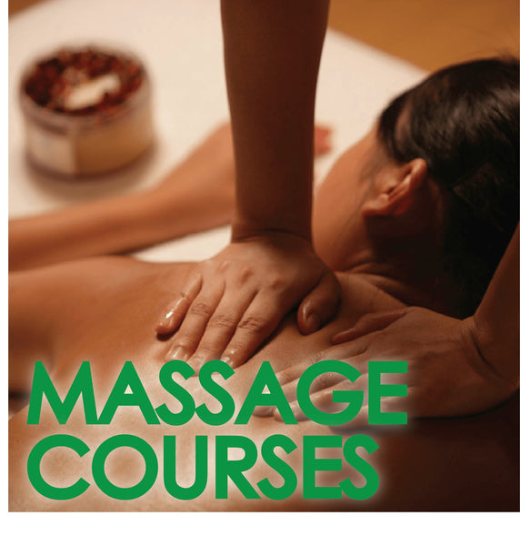Aroma Full Body Massage Course (with certification)