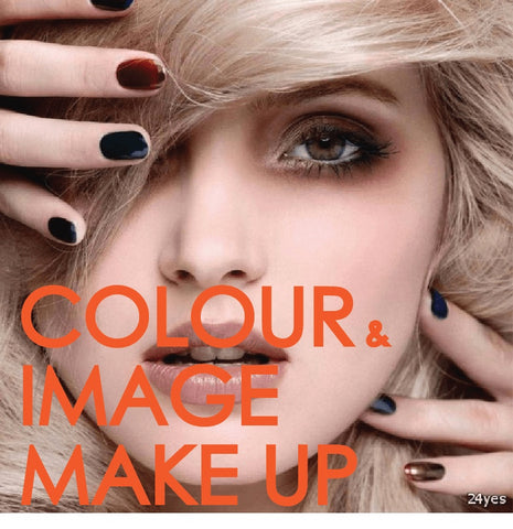 Courses - Colour & Image Make-Up (with Certification)