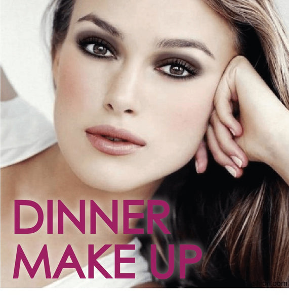 Dinner Make-Up (with certification)