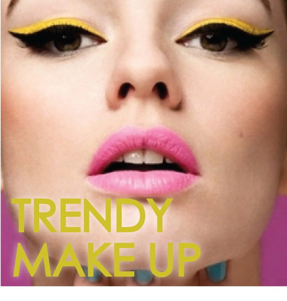 Trendy Make-Up (with certification)