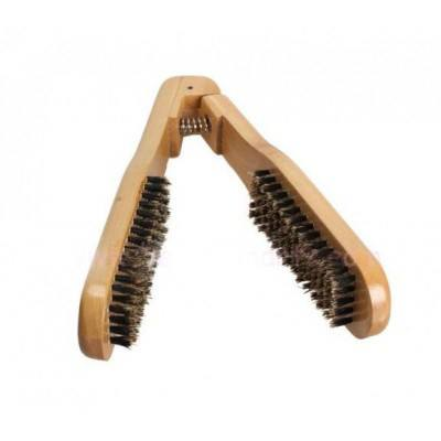 Hair Care - Wooden Hair Straightener