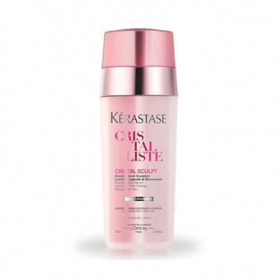 Kerastase Cristalliste Cristal Sculpt Dual Sculpting Serum - For unmanageable long hair
