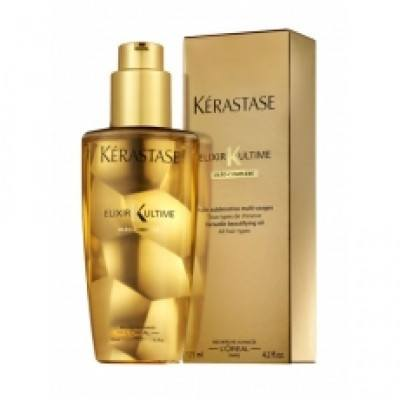 Kerastase Elixir Ultime Moringa Immortel - For damage hair