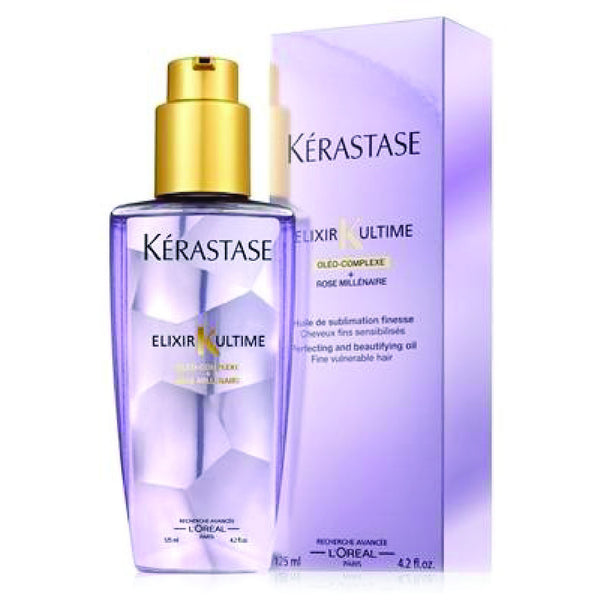 Kerastase Elixir Ultime Rose Millenaire - For Fine & Sensitized Hair