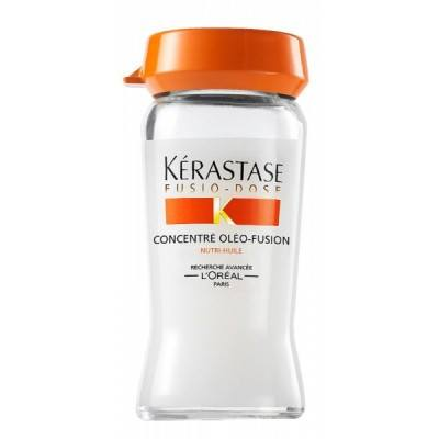 Kerastase Fusio-Dose Concentre Oleo-Fusion Treatment - For very dry hair