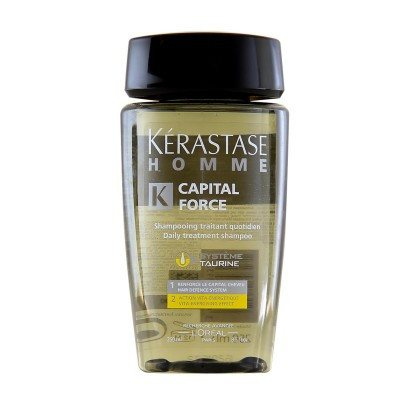 Kerastase Homme Bain Capital Force Vita-Energising Effect Shampoo (Helps strengthen the hair - For men