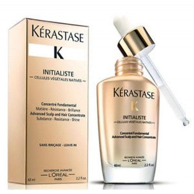 Kerastase Initialiste Advanced Scalp and Hair Concentrate - For growth of stronger & shinier hair