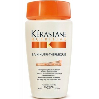 Kerastase Nutritive Bain Nutri-Thermique Shampoo - For colour-treated & damage hair