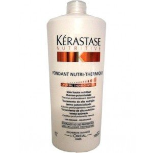 Kerastase Nutritive Oleo Relax Slim Creme - Volume control intense smoothing cream for thick, dry and rebellious hair.