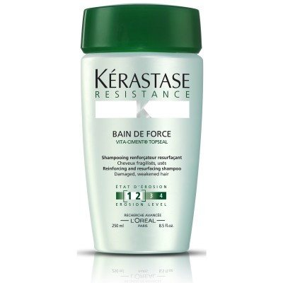 Kerastase Resistance Bain De Force - For weekend & damage hair