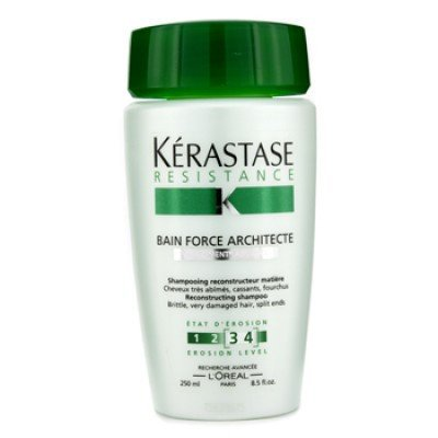 Kerastase Resistance Bain Force Architecte - For brittle, very damaged hair & split ends
