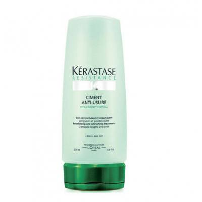 Kerastase Resistance Ciment Anti-Usure - Treatement weakend,damage lengths & split end