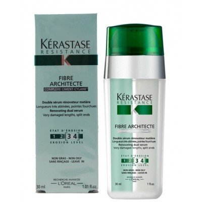 Kerastase Resistance Fibre Architecte - For damaged lengths & split end