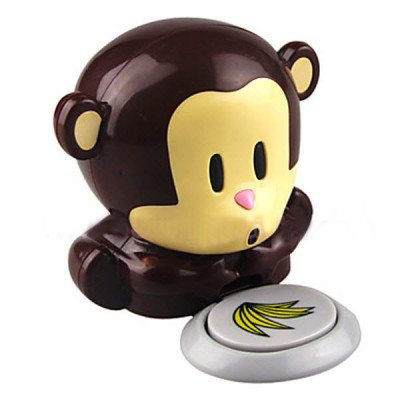 Monkey Style Wind Automatic Pressure Activates Nail Dryer