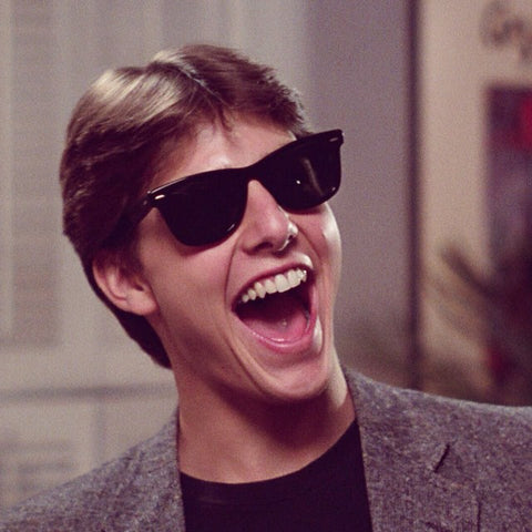 Ray-Ban Classic Wayfarer RB2140 Tom Cruise Risky Business