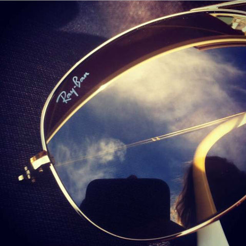 Ray-Ban Cockpit Aviator RB3362