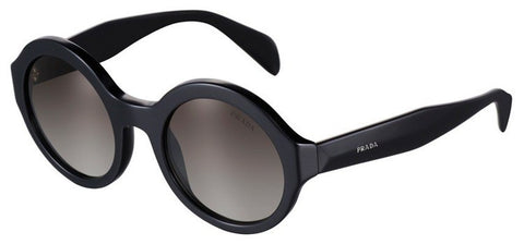 Prada PR 06QS (Black frame / Grey Gradient lenses)