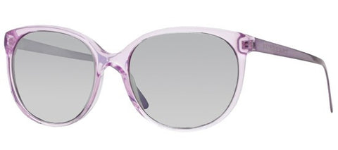 Burberry BE4146 (Violet frame / Light Grey Mirror Gradient lenses)