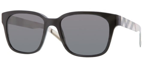 Burberry BE4148 (Black frame / Grey lenses)