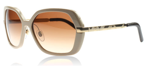 Burberry BE4153Q (Beige frame / Brown lenses)